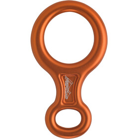 AustriAlpin Standard Figure-8 orange anodized
